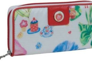 oilily fairy tale travel wallet wit 2