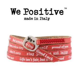 we-positive-bracelet-red-104