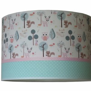 kinderlamp little forest friends designed4kids