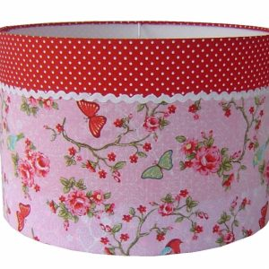 kinderlamp pink spring designed4kids