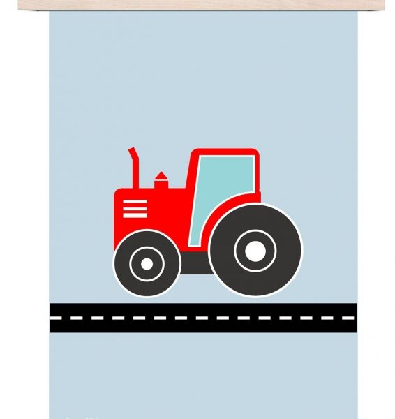 poster_tractor