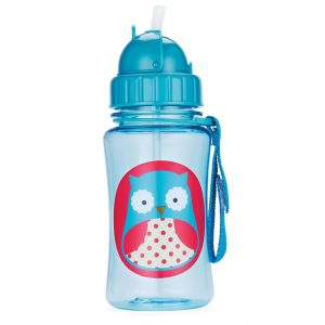 straw bottle skip hop owl