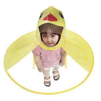 Poncho / paraplu eendje /UFO
