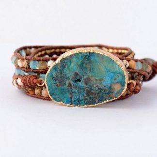 Prachtige armbanden (boho bracelets, natural stone bracelets